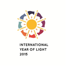 rejoin international year of light logo